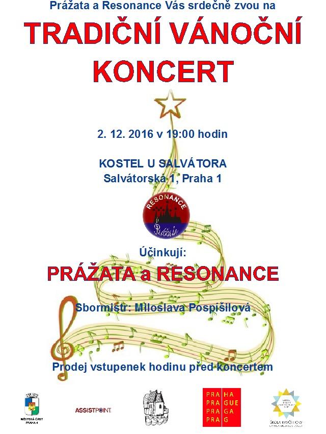 Tradiční vánoční koncert